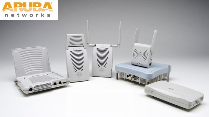 Redes inalambricas - Aruba Networks